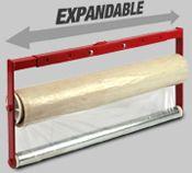 Adjustable Carpet Shield Roller