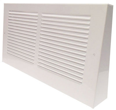 Projection Grill for Baseboards