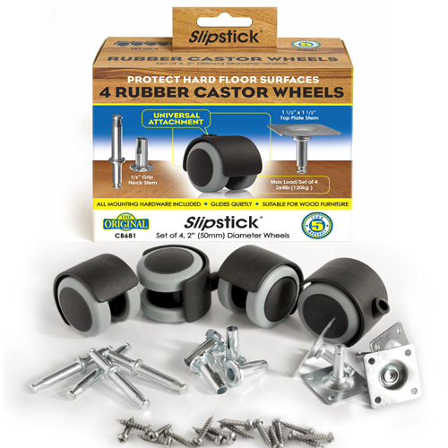 Universal Castor Wheels by Slipstick