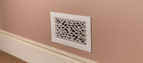 Decorative Ventilation Grilles for Walls - Plastic