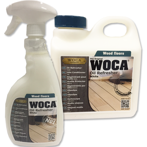 Woca Oil Refresher White Color Oil Floor Refresh