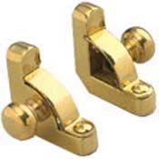 Polished Brass - Round