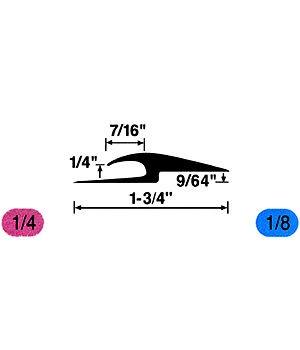 Johnsonite CTA-XX-A Transition Adaptor