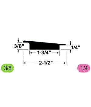 Johnsonite CTA-XX-L Transition Adaptor