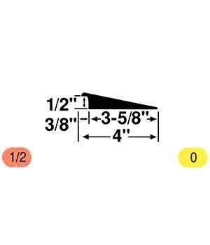 Johnsonite CTA-XX-Q Transition Adaptor