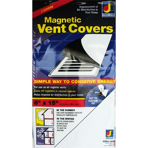Magnetic Vent Covers - Cut to Fit