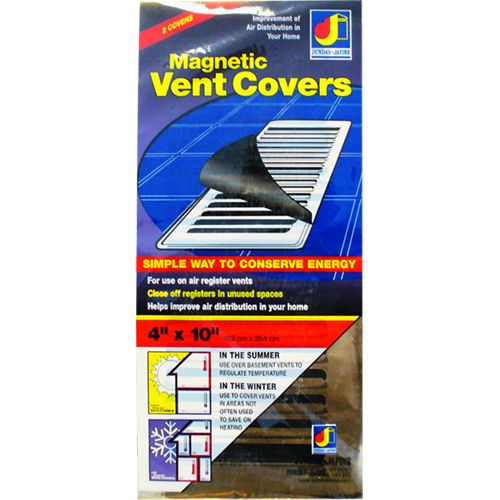 Magnetic Vent Covers - 4x10