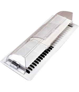 Air Deflector for Floor Vents / Registers