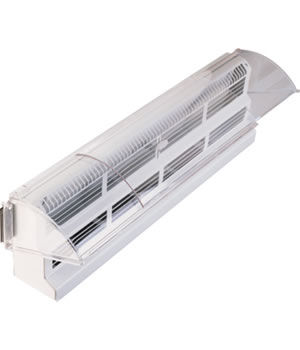 Air Deflector for Baseboard Vents / Registers