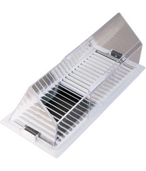 Air Deflector For Forced Ac