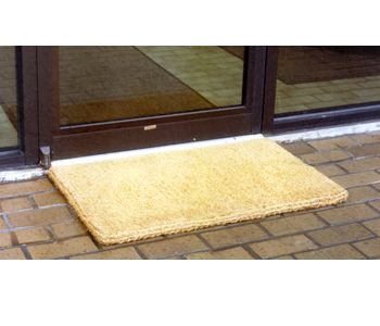 Durable Cocoa Entrance Mat