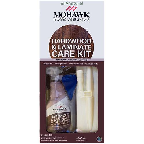 Mohawk FloorCare Essentials Hard Surface Care Kit