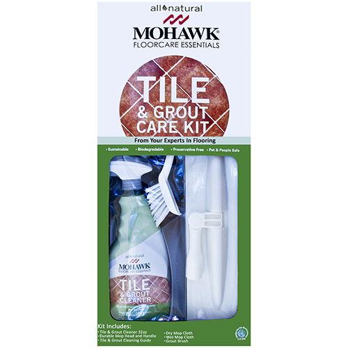 Mohawk Tile & Grout Cleaner - Kit