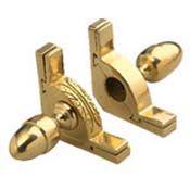 Polished Brass - Acorn