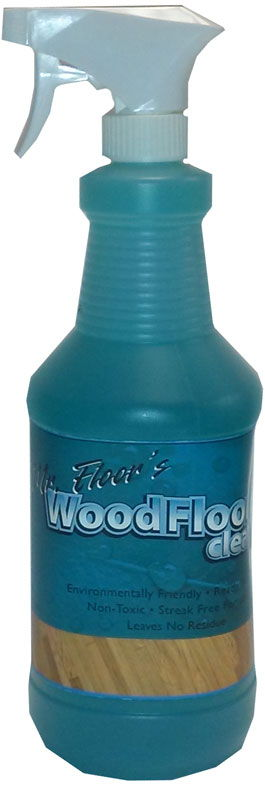 Mr. Floor's Wood Floor Cleaner