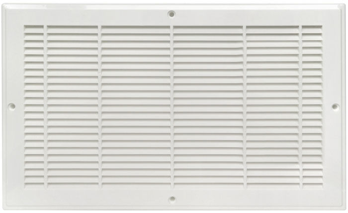 Plastic Vent Cover Baseboard Return Grille