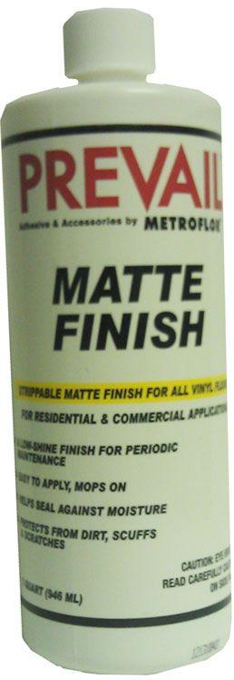 Prevail Matte Finish