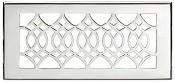 Hamilton Sinkler Strathmore Chrome Floor Register