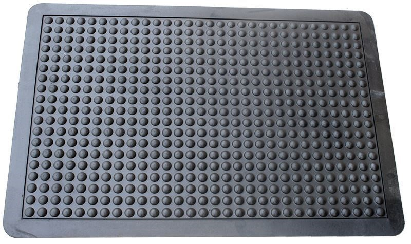 Bubble Mat - Black Anti-Fatigue Mat
