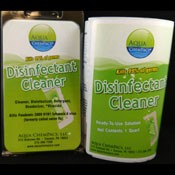 Aqua Chempacs EPA Registered Disinfectant Cleaner Concentrate