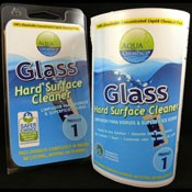 Aqua Chempacs Glass and Hard Surface Concentrate