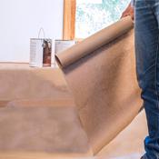 Kraft Shield Floor Protection Paper 35 x 144