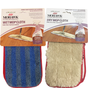 Mohawk Microfiber New Wet and Dry Mop Replacement Pads