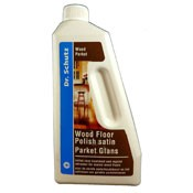 Dr. Schutz Wood Floor Polish Satin Finish