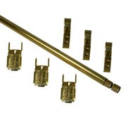 Regency Polished Brass Add-on Sets
