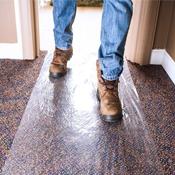 Stairway Carpet Protection - Rolls of Carpet Film - 30 x 200