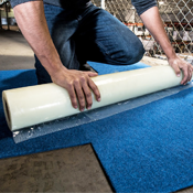 Carpet Protection - Rolls of Carpet Film - 24 x 200