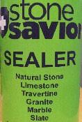Stone Savior Sealer