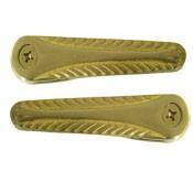 Zoroufy Stair Hold Decorative Brushed Brass