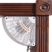 Suncourt Entree Air Door Frame Fan