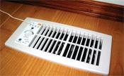 Suncourt Flush Fit Register Booster