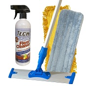 Tech Wood and Laminate Floor Cleaning Kit