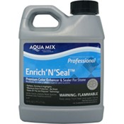 Aqua Mix Enrich N Seal Stone Enhancement