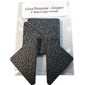 Gripper Pads 2 Inch Triangle