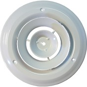 6 Inch Circular Ceiling Vent