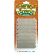 Slipstick Felt Strips w/ Adhesive - 1/2 Inch x 2 5/8 Inches