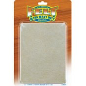 Slipstick Large Felt Pads - 4.5 Inches x 6 Inches