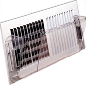 Air Deflector for Sidewall Vents / Registers