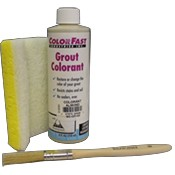 Colorfast Grout Colorant Kit