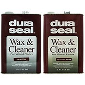 DuraSeal Wax and Cleaner