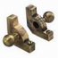 Zoroufy Sovereign Collection Antique Brass Smooth Tubular Rod w/ Ball Finials