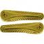 Zoroufy Stair Hold Decorative Polished Brass