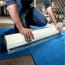 Carpet Protection - Rolls of Carpet Film - 24 x 200