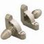 Zoroufy Heritage Collection Satin Nickel Roped Tubular Rod - Pineapple Finials