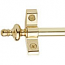 Zoroufy Select Collection Polished Brass Finish - Urn Finials