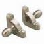 Zoroufy Heritage Collection Satin Nickel Fluted Tubular Rod - Acorn Finials
